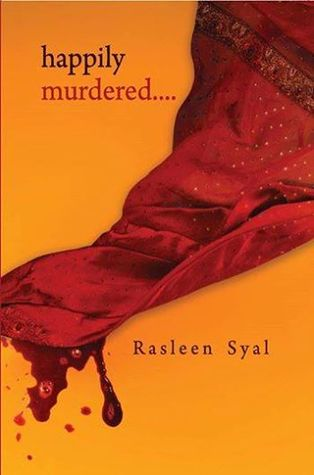 Happily Murdered, book cover