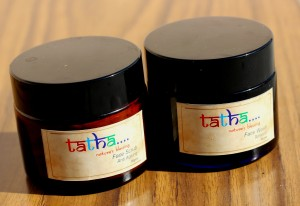 Tatha Nature's Blessing Face Wash and Srcub