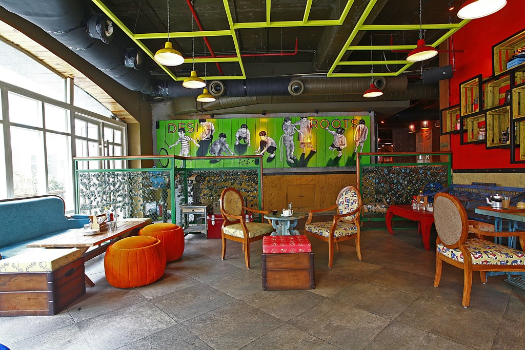 Desi Roots Kitchen and Bar, Saket, New Delhi
