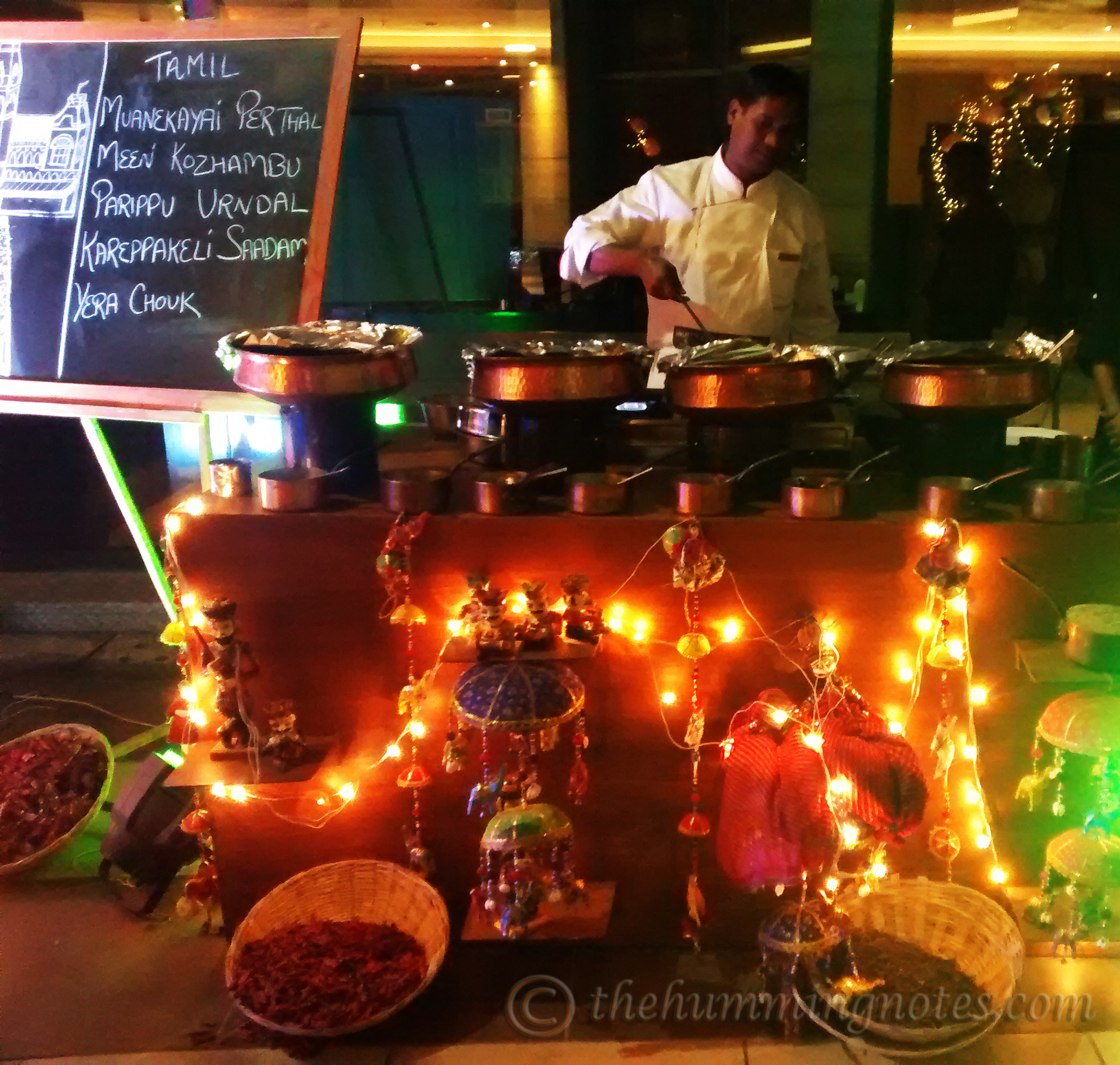 Indian culinary week_Courtyard by Marriott3