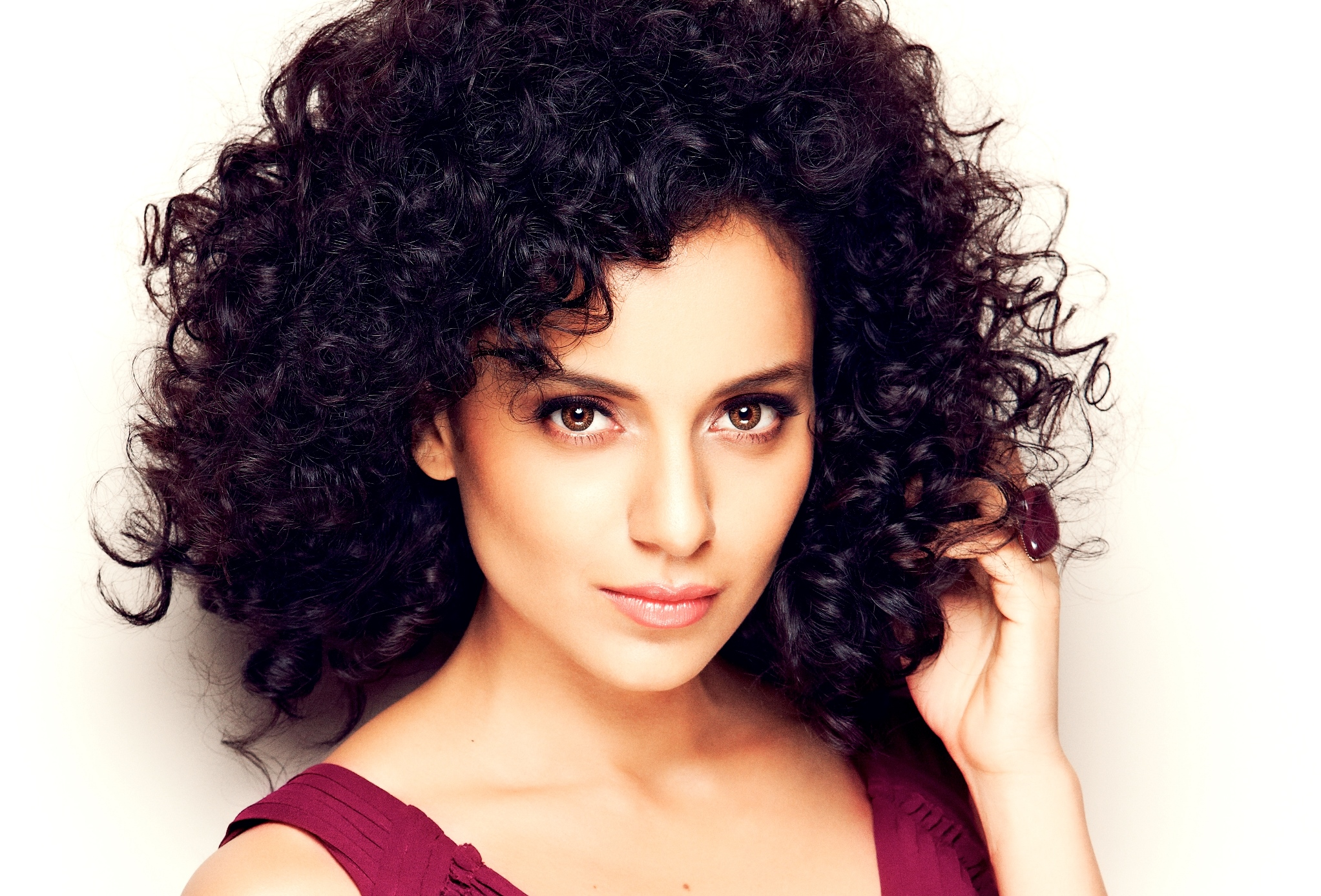 Kangana won the National award twice