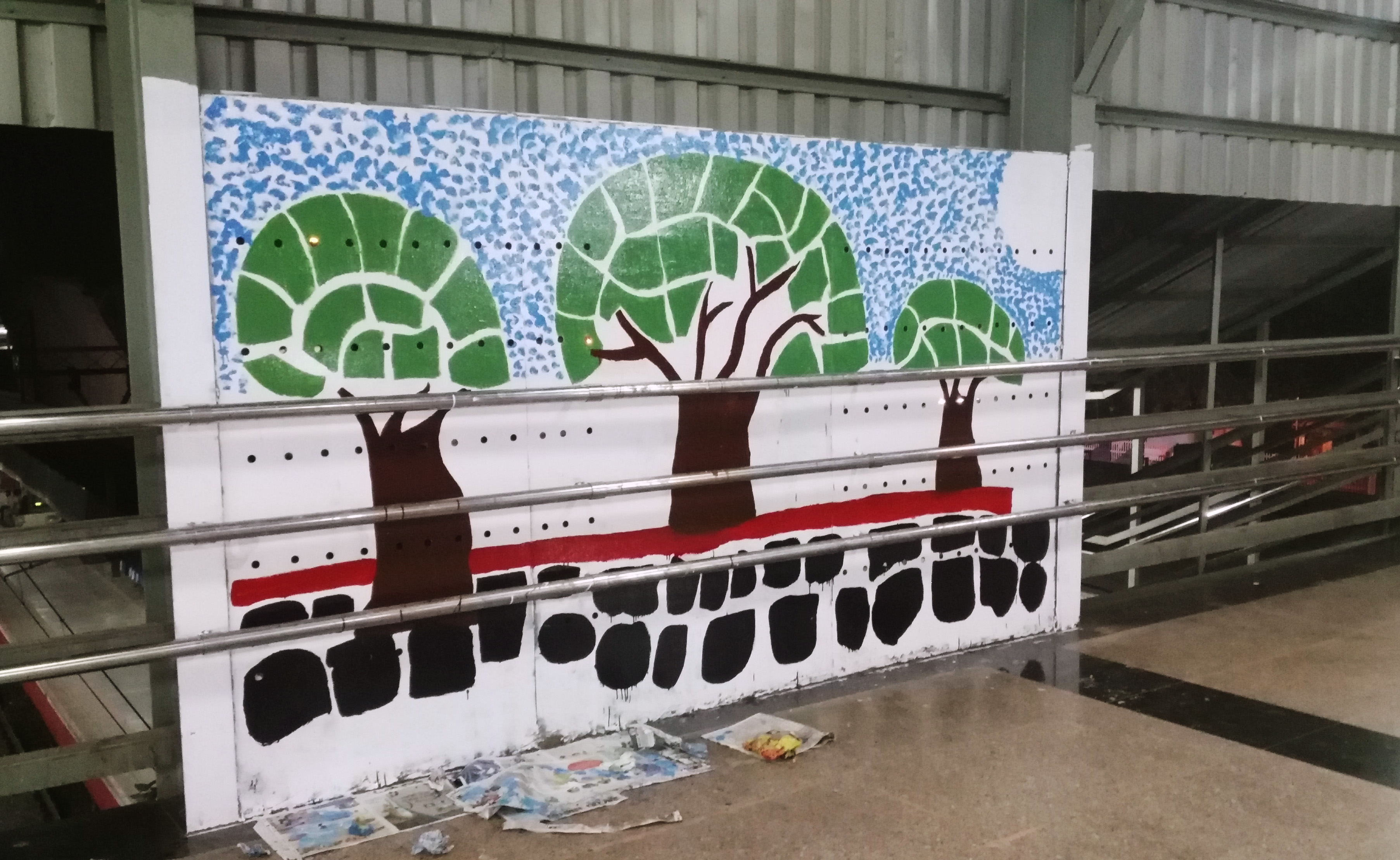 Make a Difference, an NGO based in Mumbai, is the driving force behind this project
