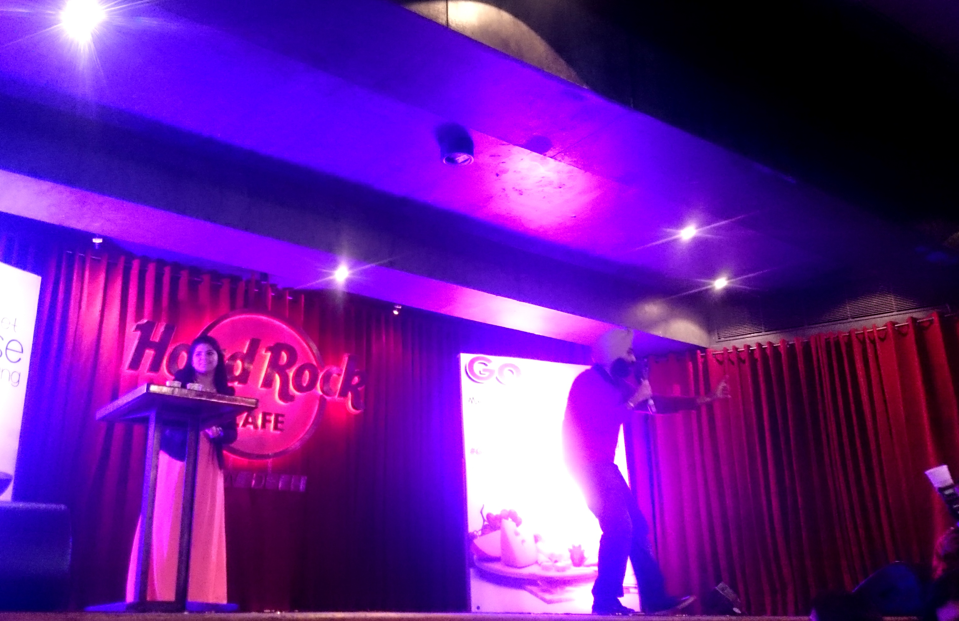 Stand-up comic artist Vikramjit Singh