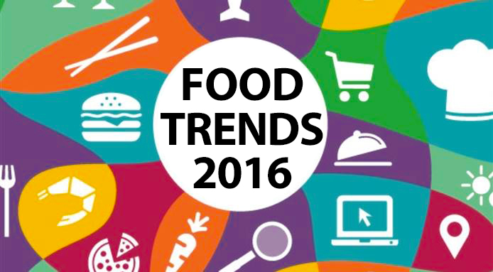food trends to dominate the year 2016 the humming notes. Black Bedroom Furniture Sets. Home Design Ideas