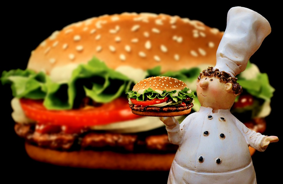 May 28 International Hamburger Day