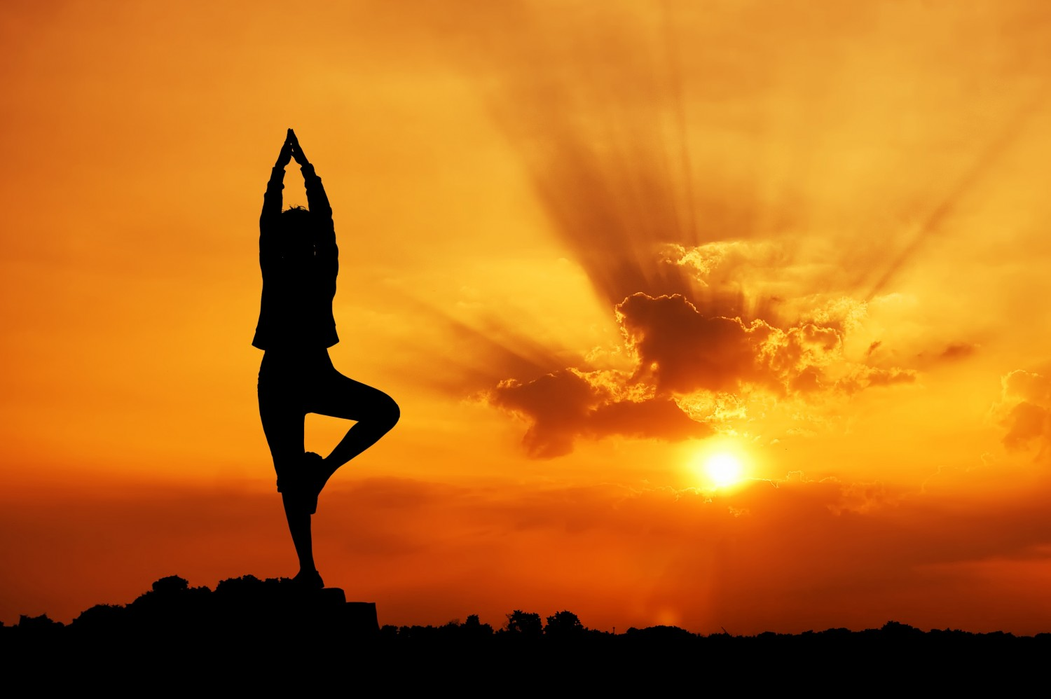 June 21 is celebrated as the International Day of Yoga