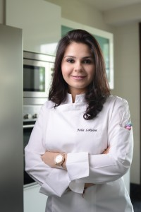 Chef Neha has trained at Le Cordon Bleu Ottawa under Chef Christian Faure and Chef Herve Chabert. and has also worked with Chef Heinrich Stubbe at Stubbes Chocolates.
