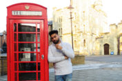 Navv Inder at London