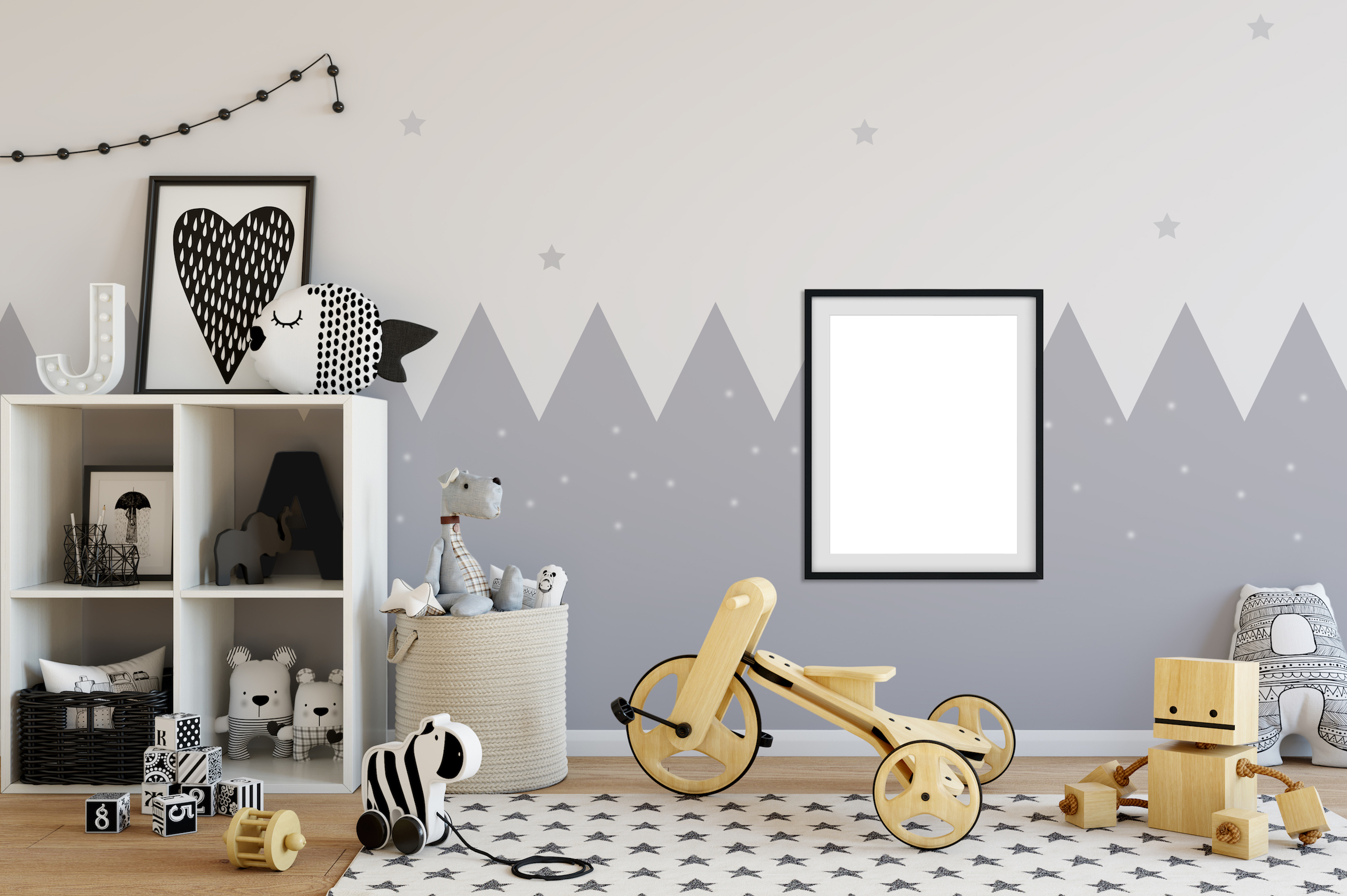 Five Gender Neutral Kids Room Ideas The Humming Notes